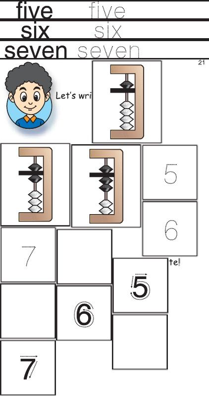 Learning Mathematics With the Abacus(Soroban) - 01-Year 1 Textbook | Scribd
