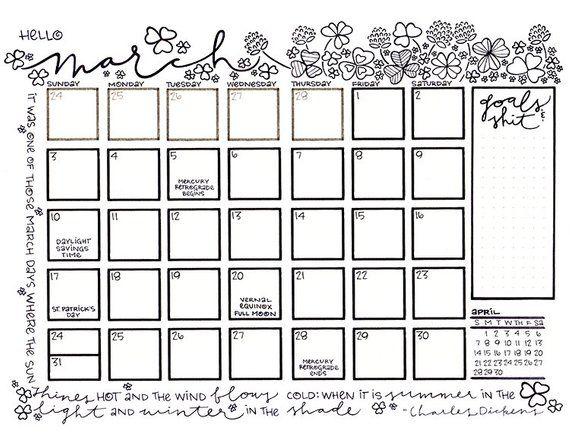 December 2019 Coloring Calendar Kids Calendar Calendar Pages