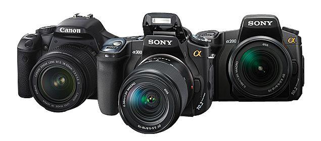 Entry-Level DSLR Cameras 2012 | Best Entry-Level DSLR Camera Comparisons and Reviews - TopTenREVIEWS