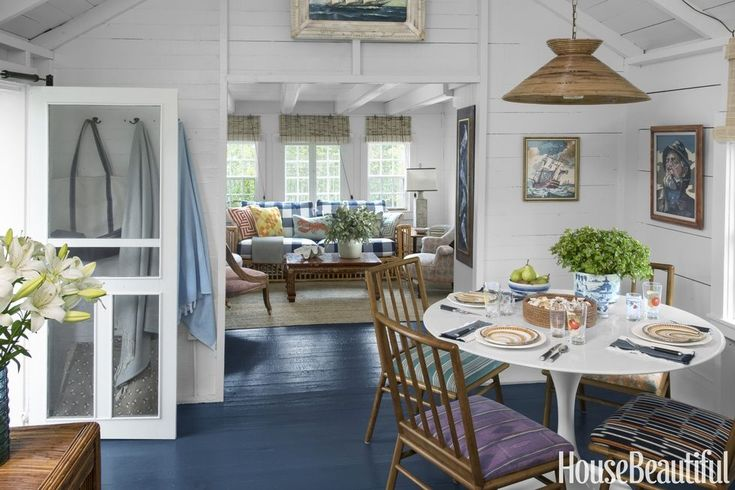Cottage and Vine: Monday Inspiration | A Nantucket Cottage