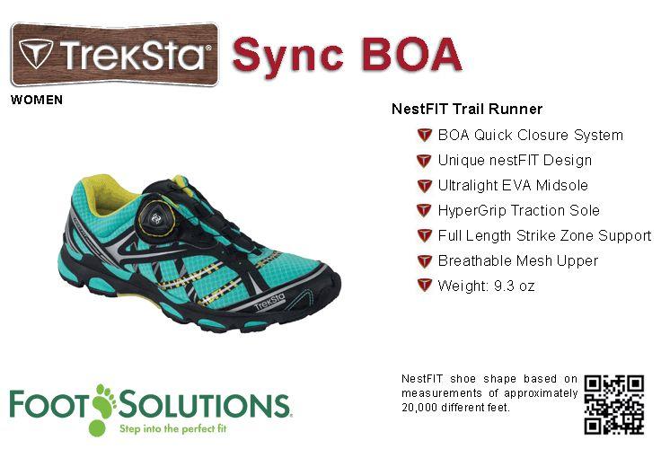 Treksta Sync BOA - Women's // Autumn 2014