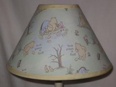 Mejores 52 imgenes de nurserys en pinterest ideas para cunas de classic winnie the pooh lamp shade aloadofball Gallery