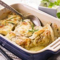 Romige witlof ovenschotel recept | Smulweb.nl