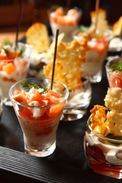 Une recette qui déchire, pour un apéro avec de délicieux produits bretons de la mer : Recette de verrines aux maquereaux