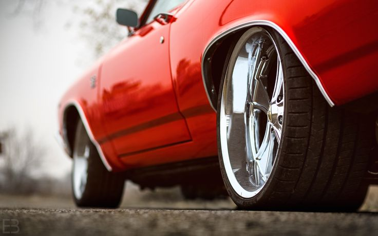 Chevelle by Ervin Boer on 500px