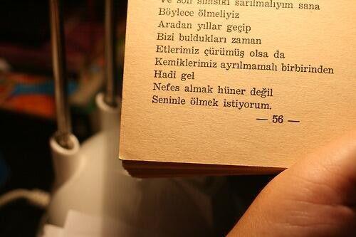 #şiir #kitap #sayfa #alıntı #sözler