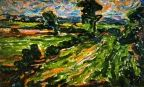 Marschland (Dangast) - Erich Heckel - The Athenaeum
