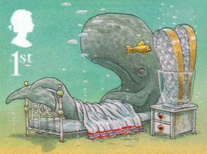 'How the Whale got his Throat'