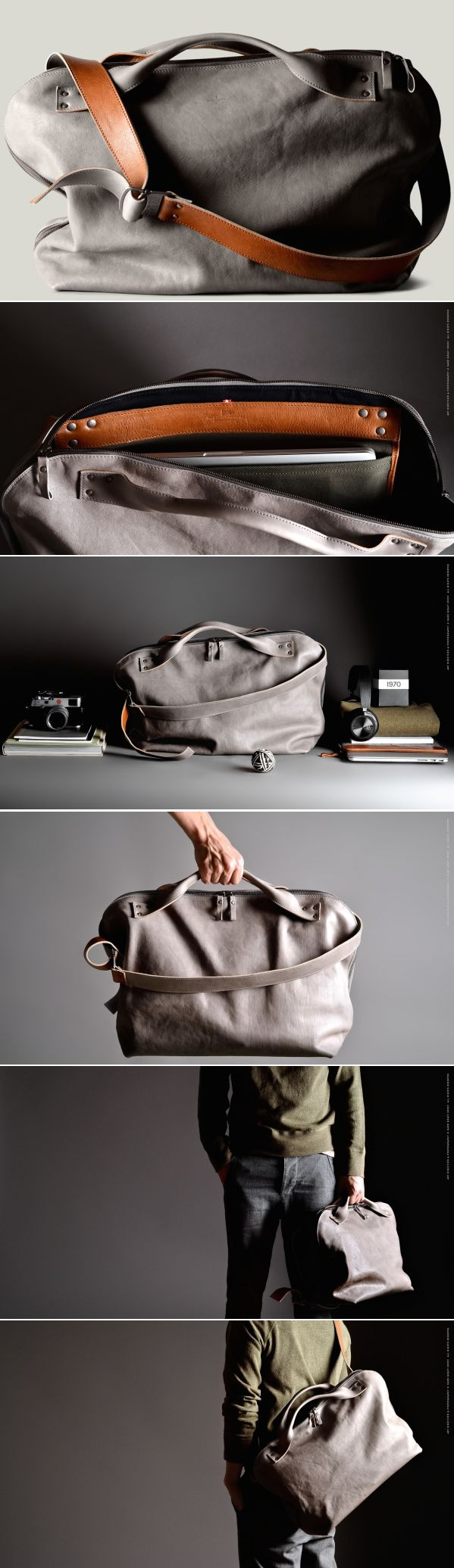 #hardgraft Offhand Shoulder Bag / Field