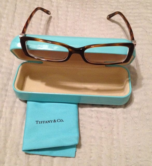Tiffany eyeglasses....love! - My Style Pinterest - Bril ...