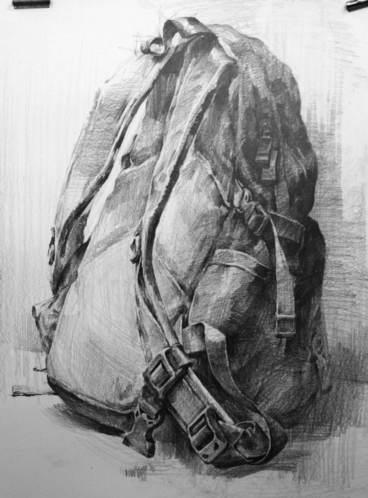 a backpack-Finished work by indiart3612.deviantart.com