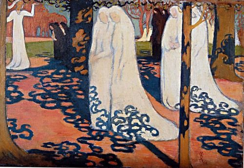 Maurice denis - Procession_pascale