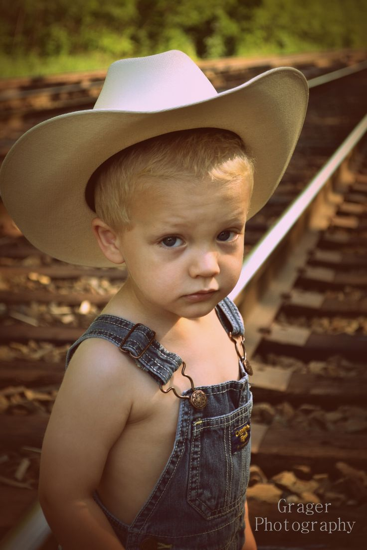 Toddler - Country Boy <3