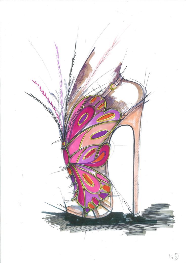 Fancy Feet: Brian Atwood's Shoe Designs for the VS Fashion Show|Be Inspirational ❥|Mz. Manerz: Being well dressed is a beautiful form of confidence, happiness & politeness