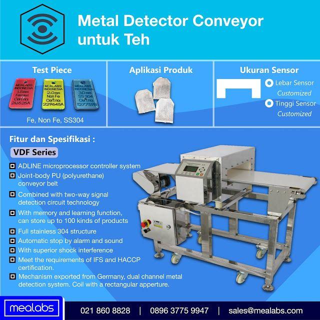 Pin Di Metal Detector
