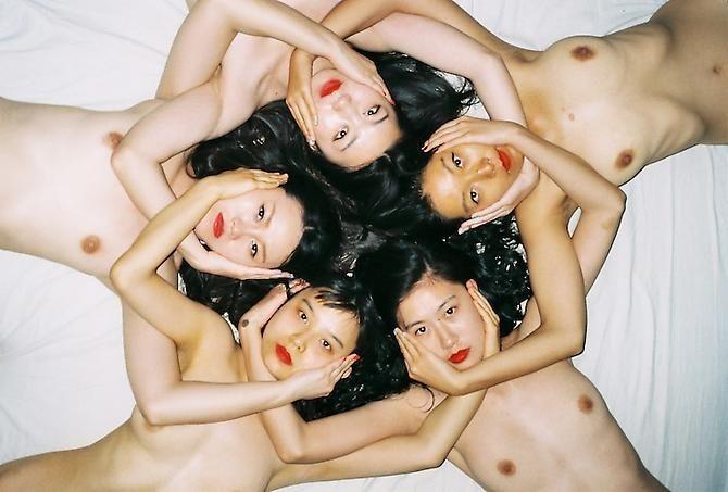 Ren Hang photography #renhang #ren #hang