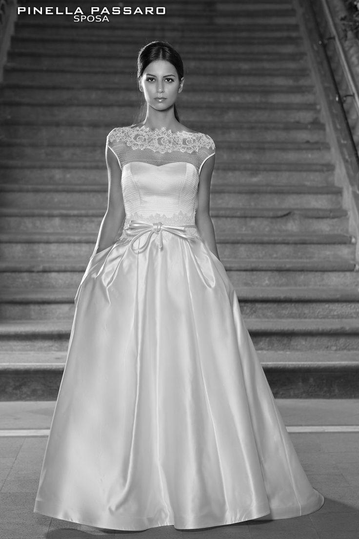 Quanto costa un vestito da sposa passaro