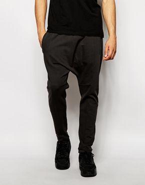 ASOS - Pantalon de jogging à entrejambe bas