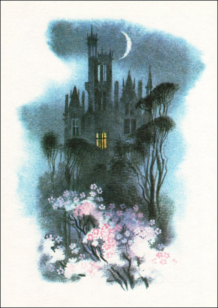 Oscar Wilde. Fairy Tales and stories -  Illustrator Nika Goltz.