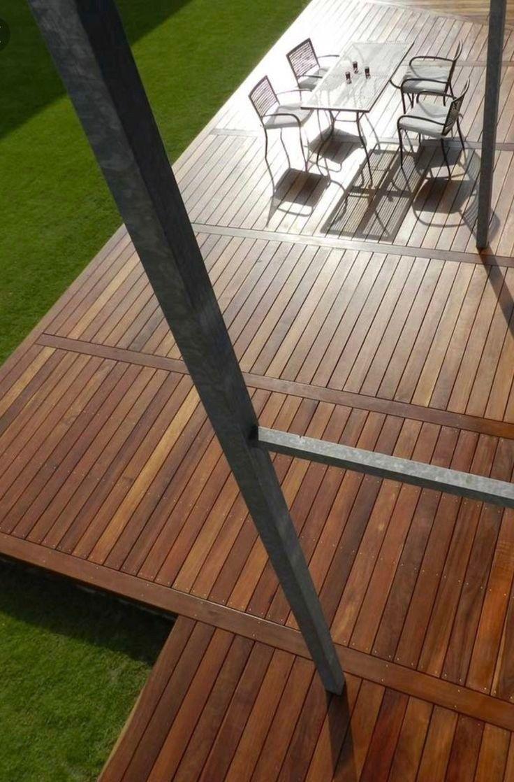 30 Creative Deck Ideas Beautiful Outdoor Deck Design 22 Patio Deck Designs Outdoor Deck Deck Design