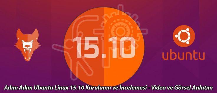 Adım #Adım #Ubuntu #Linux 15.10 Kurulumu Ve İncelemesi – #Video Ve #Görsel #Anlatım | #Fikir #Proje #Ajans   http://www.fpajans.com  #eğitim