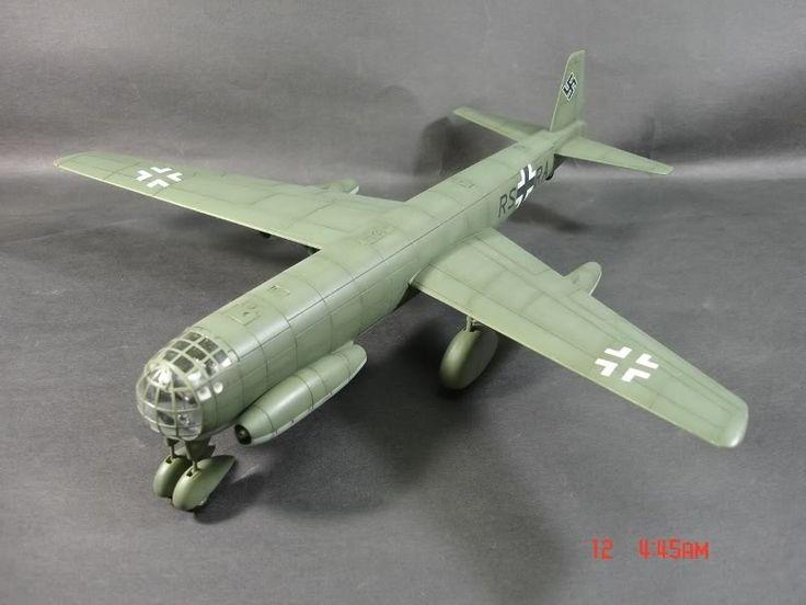 Uçak Modelleri: Huma 1/72 Junkers Ju 287