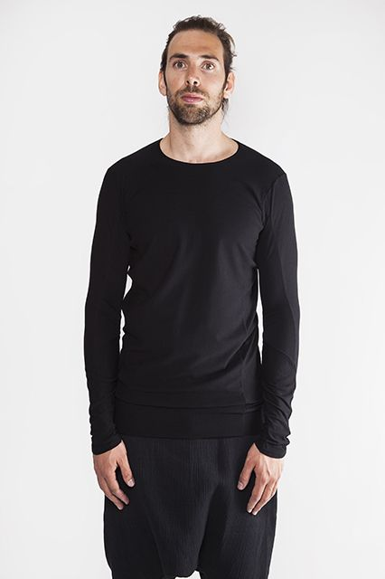 DEVOA LONG SLEEVES T-SHIRT