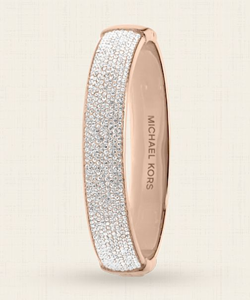 d9c7ff9a74 Michael Kors Diamante Bangle - yes please xx
