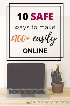 Make easy money online! I have had success earning extra income with these 10 safe platforms. You can easily make over $100. Work from home!