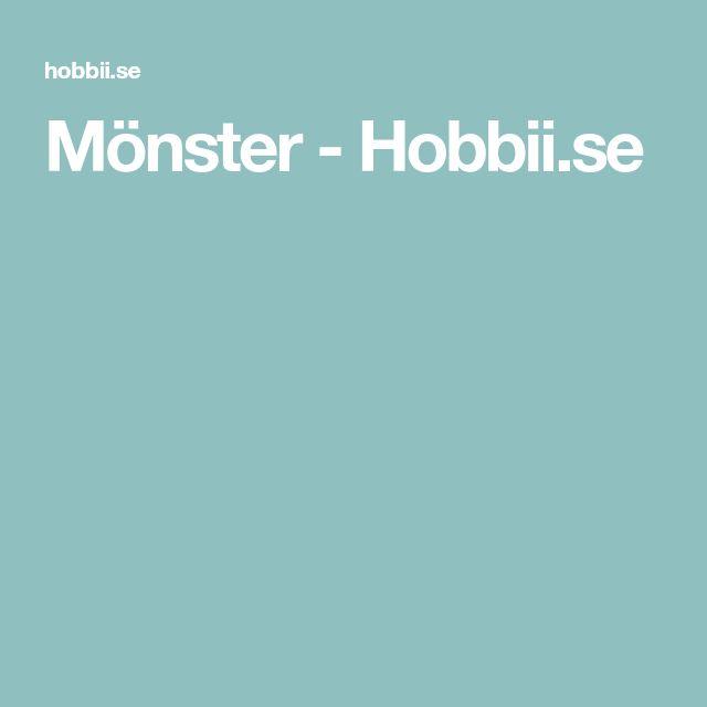Mönster - Hobbii.se