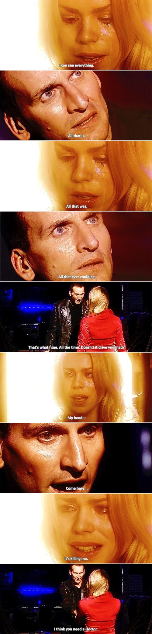 I think I need a doctor for my BROKEN HEART thank you BBC