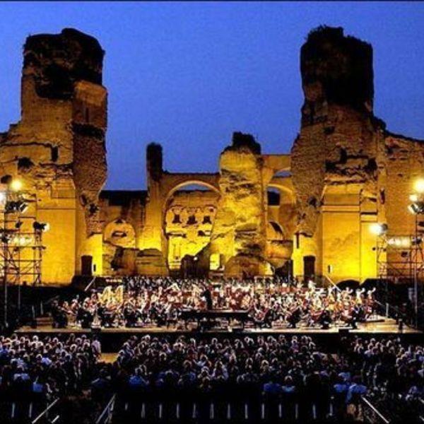 Incredible Outdoor Concert Venues