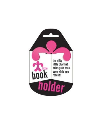 Little Book Holder- Holds Your Book Open-Pink   #ohnineone