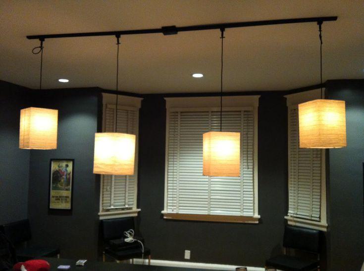 Best 25  Pendant track lighting ideas on Pinterest   Track lighting  Modern  tracks and rails and Long lightsBest 25  Pendant track lighting ideas on Pinterest   Track  . Diy Kitchen Track Lighting. Home Design Ideas