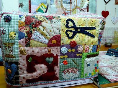 forro para las maquinas de coser