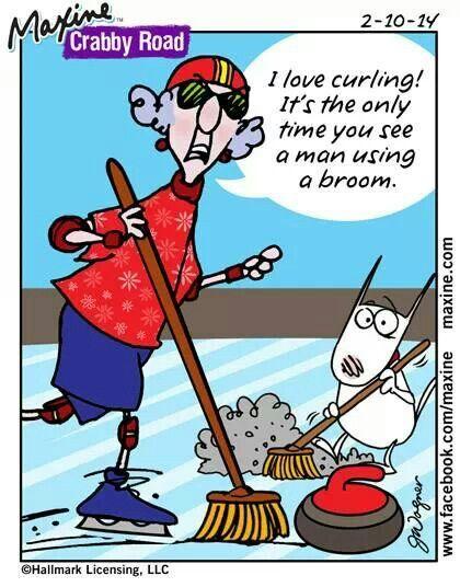 Curling Maxine Pinterest Curling