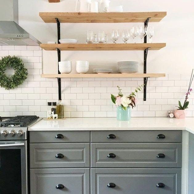 32 Unanswered Questions Into Farmhouse Kitchen Ideas Joanna Gaines Revealed Homeknicknack Cheap Kitchen Remodel White Kitchen Remodeling Diy Kitchen Remodel