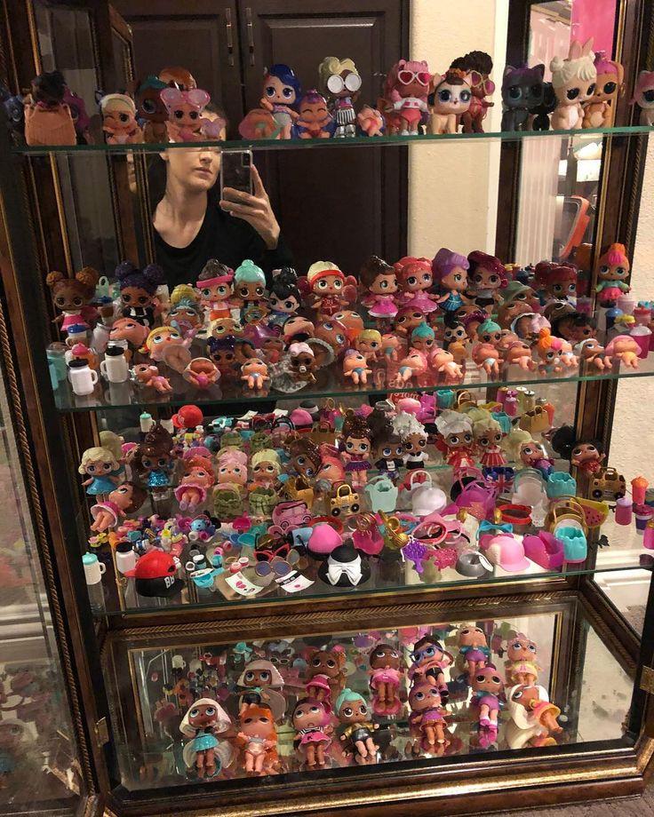 крутые картинки где много кукол оттенка вашей первой