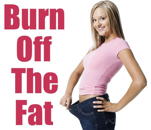 Yourself new, Burning off fat his