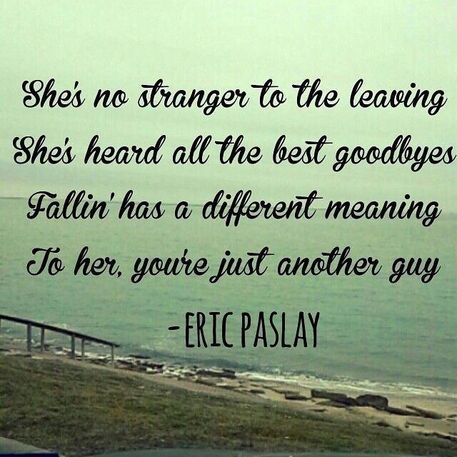 She Dont Love You Eric Paslay Lyrics