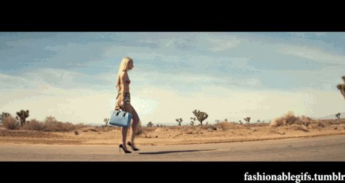 "Iggy Azalea ""Work"" Follow us for more fashionable gifs!"