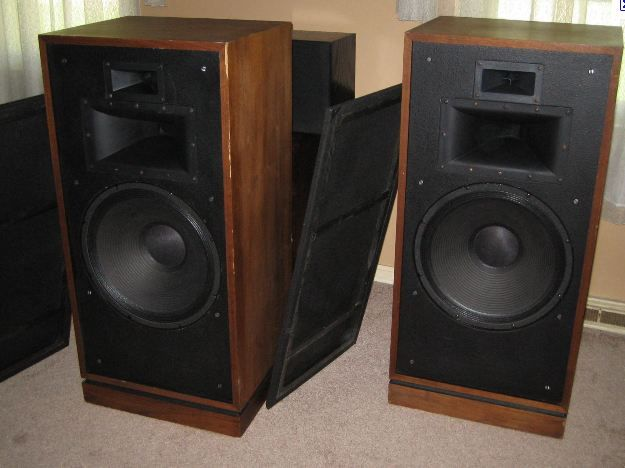 klipsch loudspeakers. klipsch speakers | chorus ii speakers: my favorites in the heritage series, mine loudspeakers n