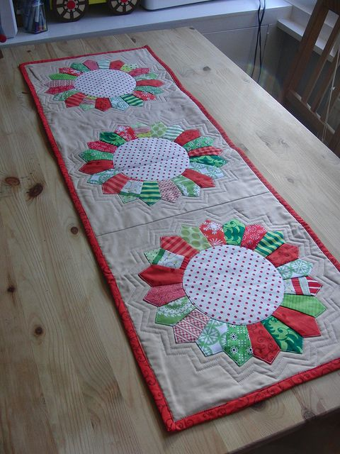 Best images about christmas table runners on pinterest