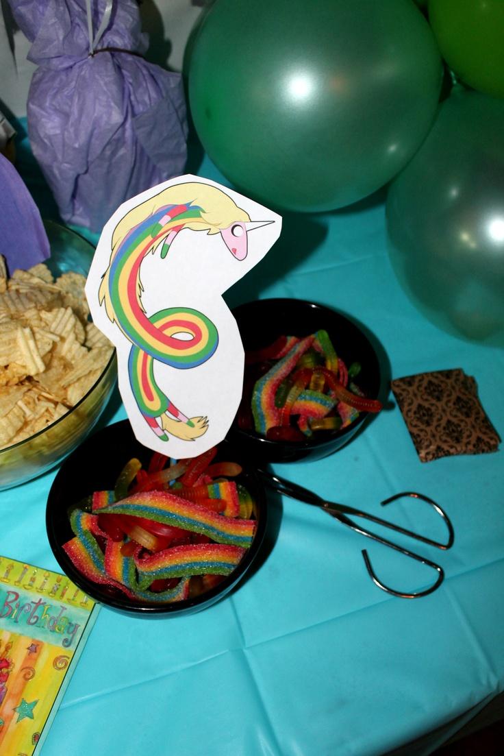 Adventure Time Birthday Lady Rainicorn
