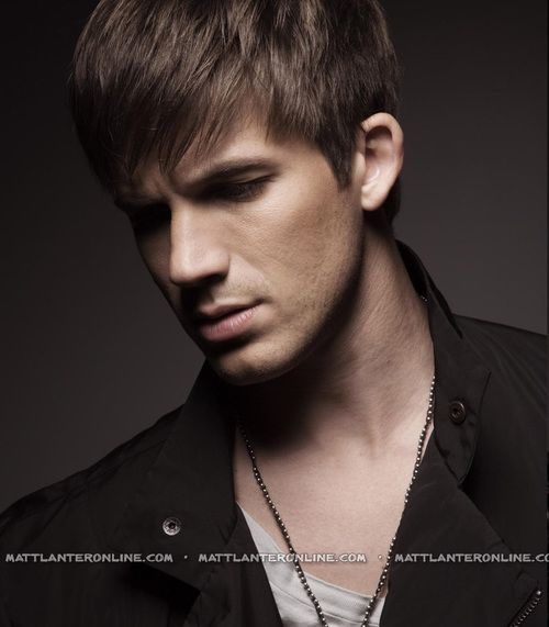 photoshoot and matt lanter image