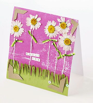 Make a personalized card for any occasion.