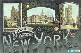 43 best postcards i love images on pinterest postcards greeting new york postcard post card greetings from new york m4hsunfo