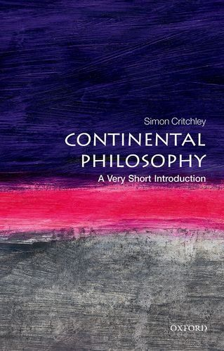 Continental Philosophy: A Very Short Introduction (Very Short Introductions) by Simon Critchley http://www.amazon.co.uk/dp/0192853597/ref=cm_sw_r_pi_dp_oWPpvb1C4T229