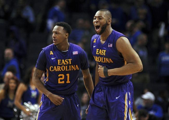 East Carolina vs. Houston - 1/11/17 College Basketball Pick, Odds, and Prediction