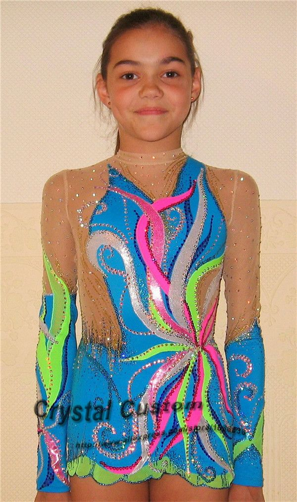 This is nice, check it out!   Hot Sales Rhythmic Gymnastics Competition Dresses With Hand-Painting Beautiful New Brand Figure Dress Customize G2065 - US $204.81 http://sportsellworld.com/products/hot-sales-rhythmic-gymnastics-competition-dresses-with-hand-painting-beautiful-new-brand-figure-dress-customize-g2065/